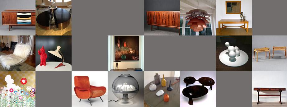 A touch of design est une galerie online qui met en scène une sélection rigoureuse de mobilier et dobjets de designers emblématiques aux pièces anonymes